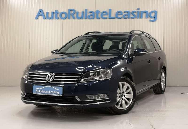 Cumpara Volkswagen Passat 2013 cu 139,313 kilometri  cu garantie 6 luni  posibilitate leasing