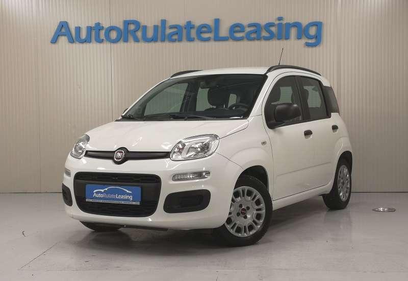 Cumpara Fiat Panda 2013 cu 45,683 kilometri  cu garantie 6 luni  posibilitate leasing