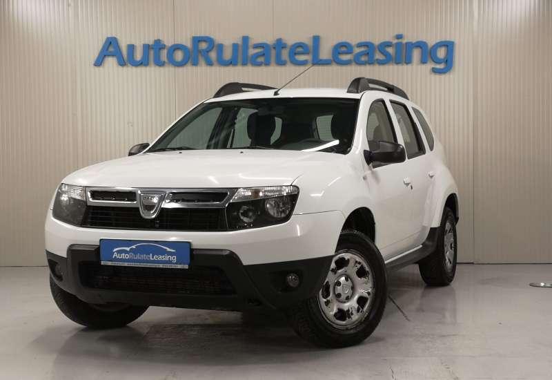 Cumpara Dacia Duster 2013 cu 124,617 kilometri  cu garantie 6 luni  posibilitate leasing