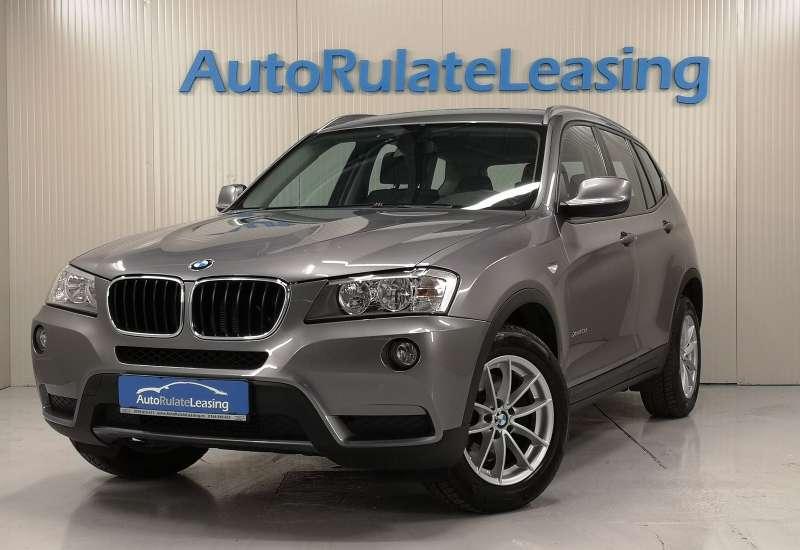 Cumpara BMW X3 xDrive 2012 cu 173,502 kilometri  cu garantie 6 luni  posibilitate leasing