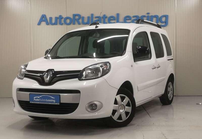 Cumpara Renault Kangoo 2014 cu 110,144 kilometri  cu garantie 6 luni  posibilitate leasing