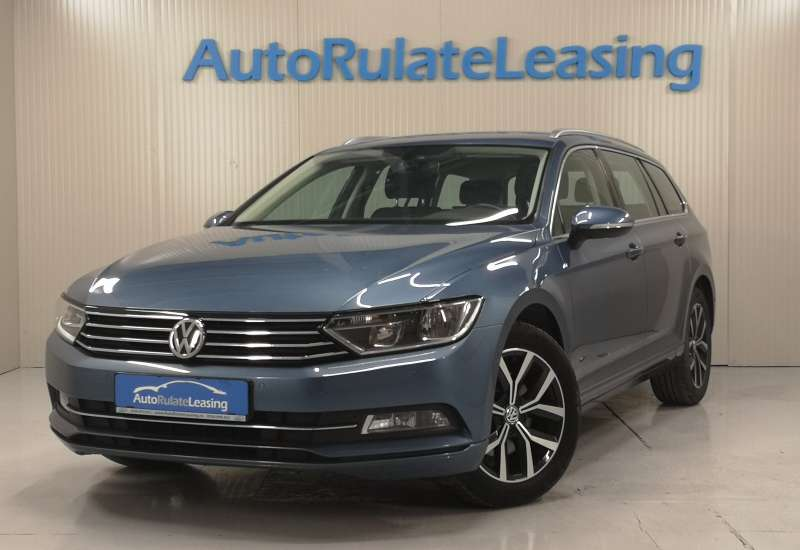 Cumpara Volkswagen Passat 2015 cu 150,987 kilometri  cu garantie 6 luni  posibilitate leasing