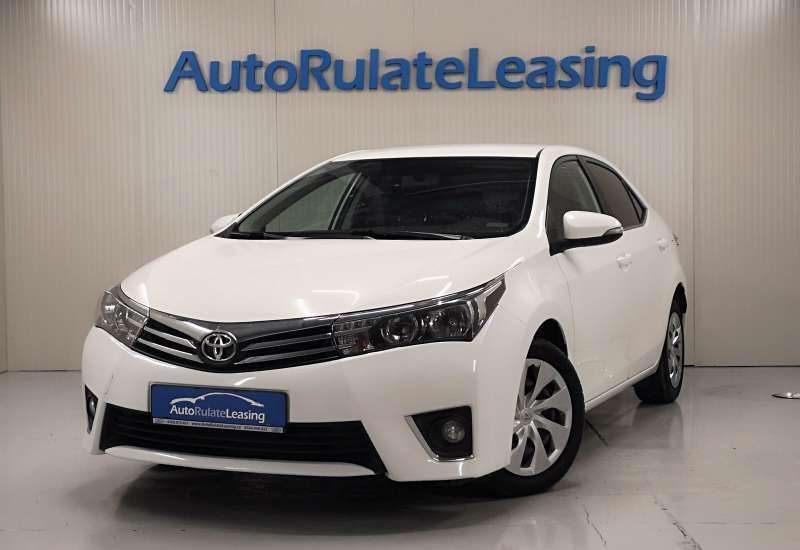 Cumpara Toyota Corolla 2015 cu 158,836 kilometri  cu garantie 6 luni  posibilitate leasing
