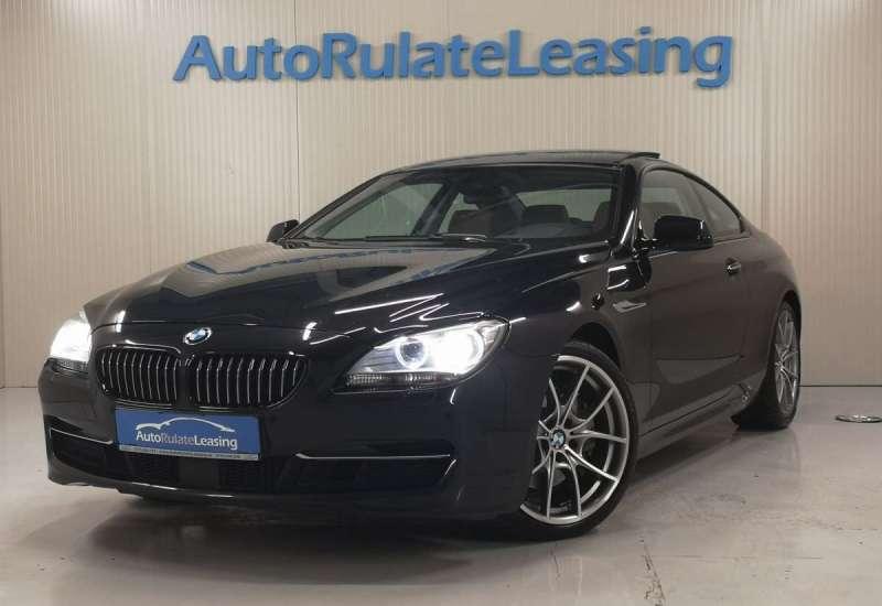 Cumpara BMW 640 2012 cu 89,717 kilometri  cu garantie 6 luni  posibilitate leasing