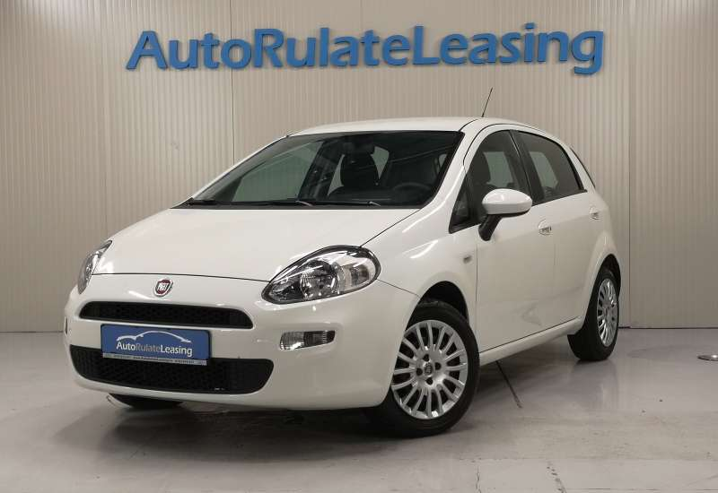 Cumpara Fiat Grande Punto 2013 cu 59,512 kilometri  cu garantie 6 luni  posibilitate leasing