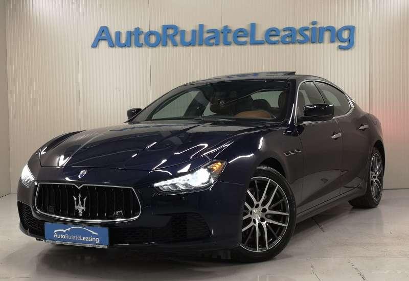 Cumpara Maserati Ghibli  2014 cu 88,873 kilometrii  cu garantie 6 luni  posibilitate leasing