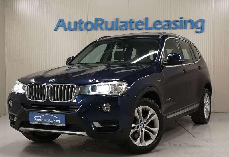 Cumpara BMW X3 xDrive 2014 cu 177,881 kilometri  cu garantie 6 luni  posibilitate leasing