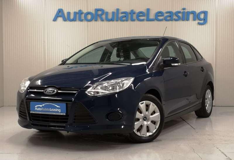 Cumpara Ford Focus 2014 cu 120,746 kilometri  cu garantie 6 luni  posibilitate leasing