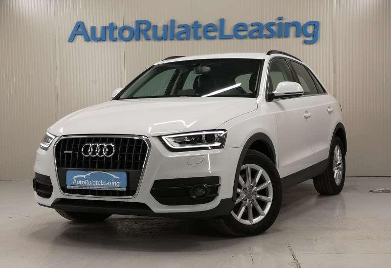 Cumpara Audi Q3 2013 cu 144,127 kilometri  cu garantie 6 luni  posibilitate leasing