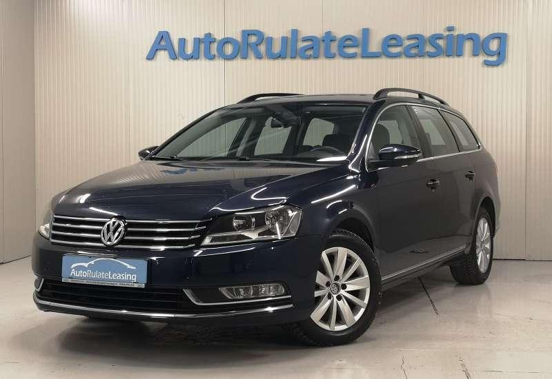 Cumpara Volkswagen Passat 2013 cu 184,619 kilometri  cu garantie 6 luni  posibilitate leasing