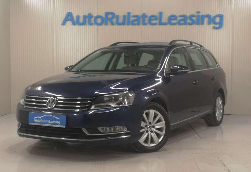 Cumpara Volkswagen Passat 2014 cu 156,947 kilometri  cu garantie 6 luni  posibilitate leasing