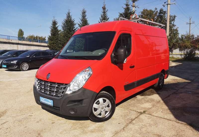 Cumpara Renault Master 2012 cu 180,240 kilometri  cu garantie 6 luni  posibilitate leasing