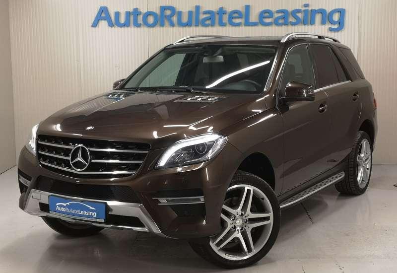 Cumpara Mercedes-Benz ML 350 2013 cu 181,063 kilometri  cu garantie 6 luni  posibilitate leasing