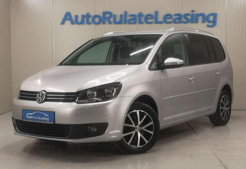 Cumpara Volkswagen Touran 2014 cu 148,263 kilometrii  cu garantie 12 luni  posibilitate leasing