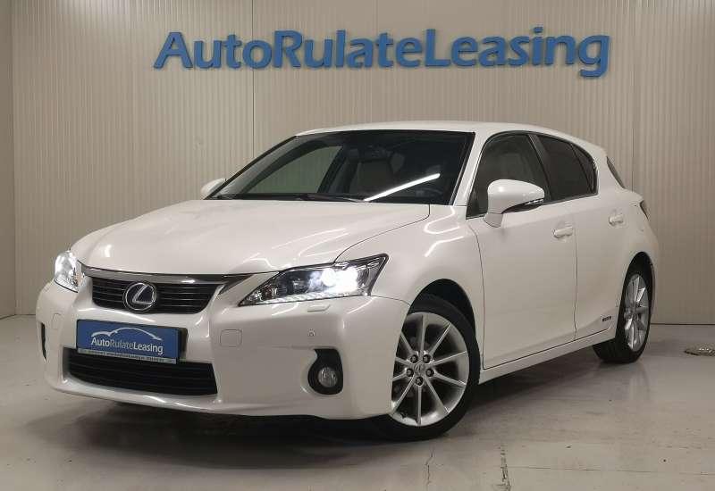 Cumpara Lexus CT200H 2012 cu 139,397 kilometrii  cu garantie 6 luni  posibilitate leasing