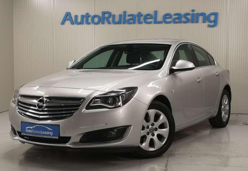Cumpara Opel Insignia 2014 cu 74,060 kilometri  cu garantie 6 luni  posibilitate leasing