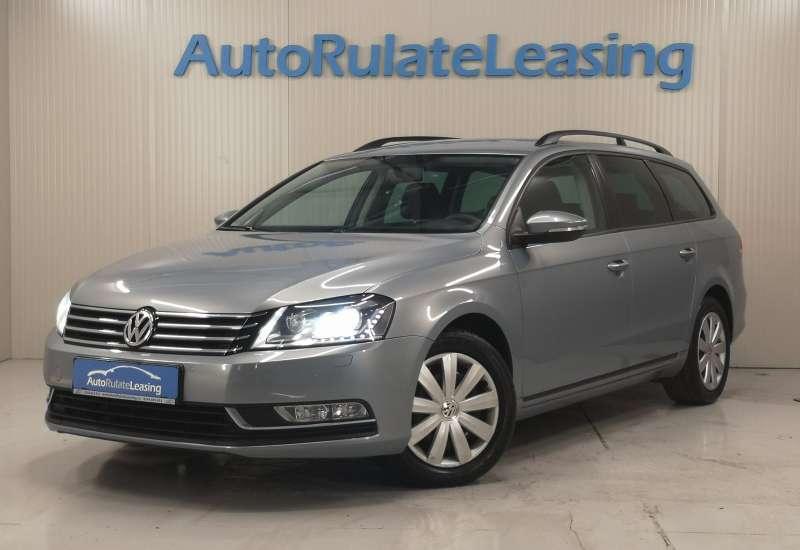 Cumpara Volkswagen Passat 2013 cu 125,659 kilometri  cu garantie 6 luni