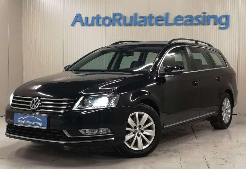 Cumpara Volkswagen Passat 2014 cu 62,366 kilometri  cu garantie 6 luni  posibilitate leasing