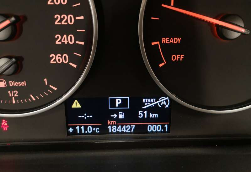 Cumpara BMW 116 2013 cu 184,427 kilometrii   posibilitate leasing