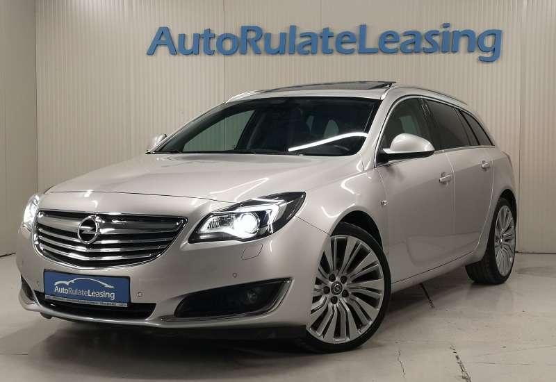 Cumpara Opel Insignia 2014 cu 177,620 kilometrii  cu garantie 12 luni  posibilitate leasing