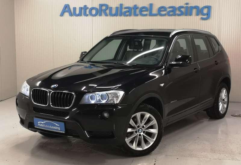 Cumpara BMW X3 xDrive 2013 cu 146,617 kilometrii  cu garantie 6 luni  posibilitate leasing