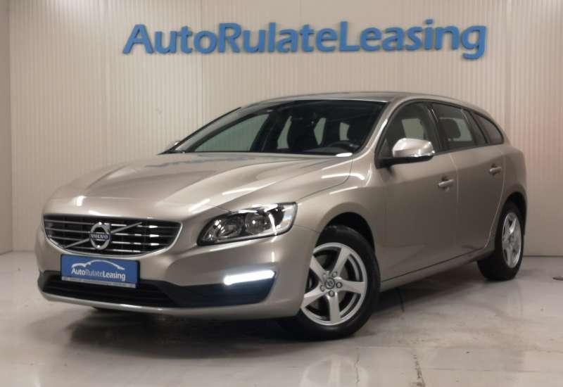 Cumpara Volvo V60 2015 cu 146,393 kilometrii  cu garantie 6 luni  posibilitate leasing