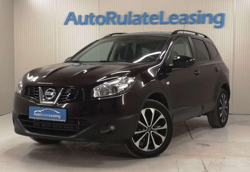 Cumpara Nissan Qashqai plus 2 2013 cu 109,632 kilometrii  cu garantie 6 luni  posibilitate leasing