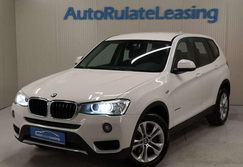 Cumpara BMW X3 xDrive 2015 cu 130,220 kilometrii  cu garantie 12 luni  posibilitate leasing