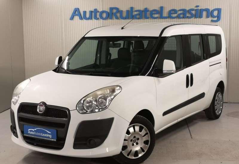 Cumpara Fiat Doblo 2012 cu 18,270 kilometri  cu garantie 6 luni  posibilitate leasing
