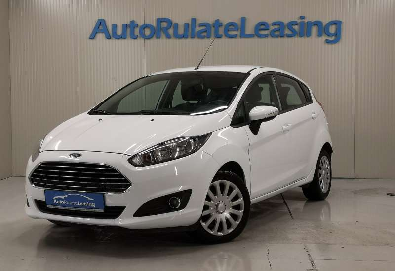 Cumpara Ford Fiesta 2015 cu 115,671 kilometrii  cu garantie 12 luni  posibilitate leasing
