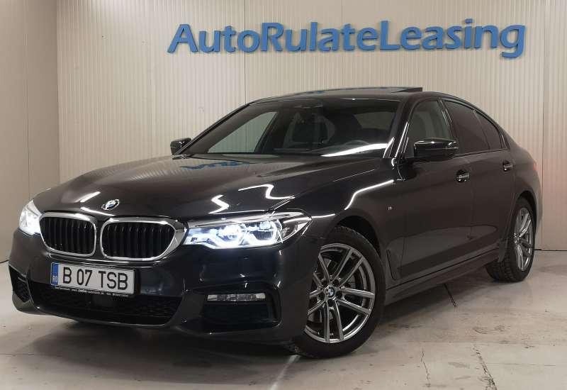 Cumpara BMW 520 Xdrive 2017 cu 35,212 kilometri  cu garantie 6 luni  posibilitate leasing