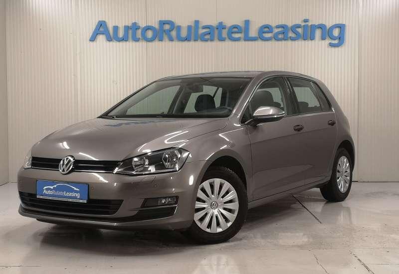 Cumpara Volkswagen Golf 2014 cu 67,414 kilometrii  cu garantie 6 luni  posibilitate leasing