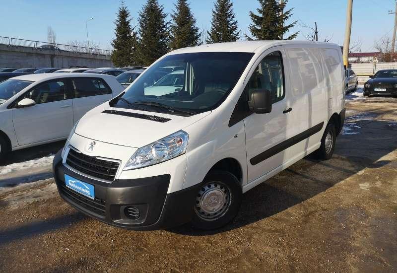 Cumpara Peugeot Expert 2014 cu 81,269 kilometrii  cu garantie 6 luni  posibilitate leasing
