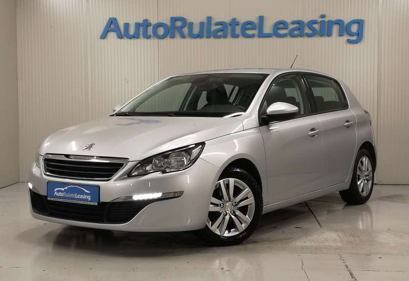 Cumpara Peugeot 308 2015 cu 147,216 kilometrii  cu garantie 12 luni  posibilitate leasing