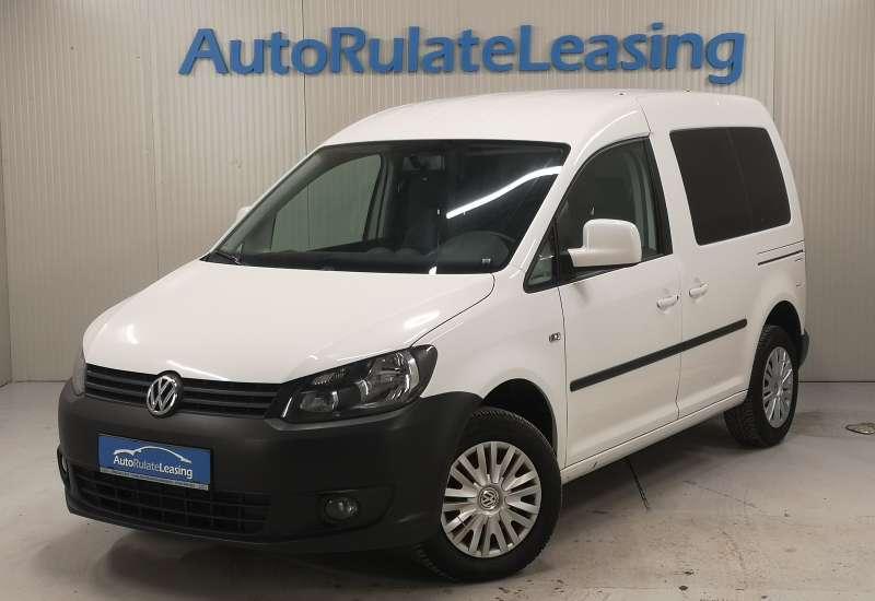 Cumpara Volkswagen Caddy 2014 cu 140,432 kilometrii  cu garantie 6 luni  posibilitate leasing