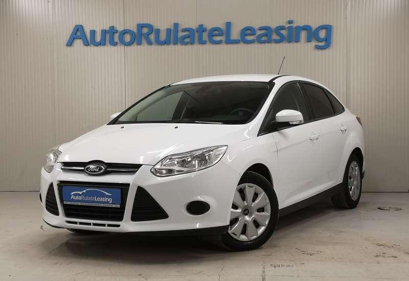 Cumpara Ford Focus 2014 cu 96,437 kilometrii  cu garantie 6 luni  posibilitate leasing