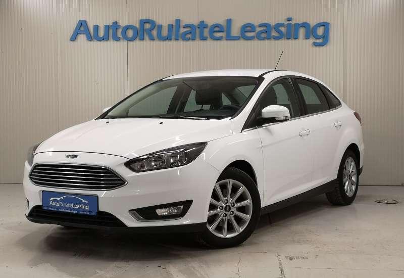Cumpara Ford Focus 2015 cu 88,957 kilometrii  cu garantie 6 luni  posibilitate leasing