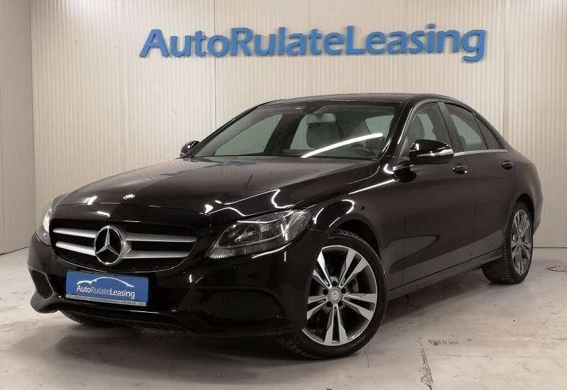 Cumpara Mercedes-Benz C220 2014 cu 171,230 kilometrii  cu garantie 6 luni  posibilitate leasing