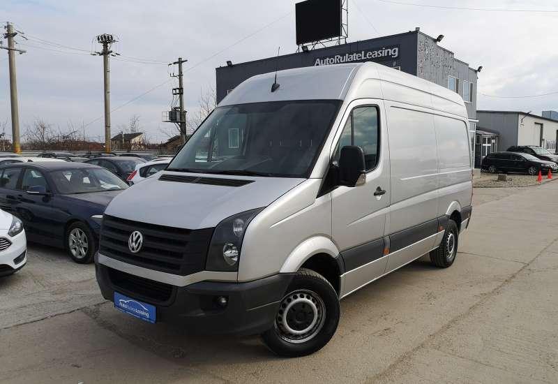 Cumpara Volkswagen Crafter 2012 cu 171,169 kilometri  cu garantie 6 luni  posibilitate leasing