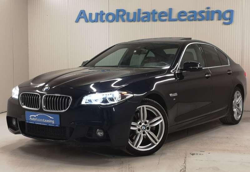 Cumpara BMW 520 Xdrive 2014 cu 117,754 kilometrii  cu garantie 6 luni  posibilitate leasing