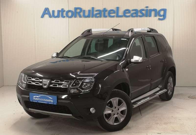 Cumpara Dacia Duster 2014 cu 53,215 kilometrii  cu garantie 6 luni  posibilitate leasing