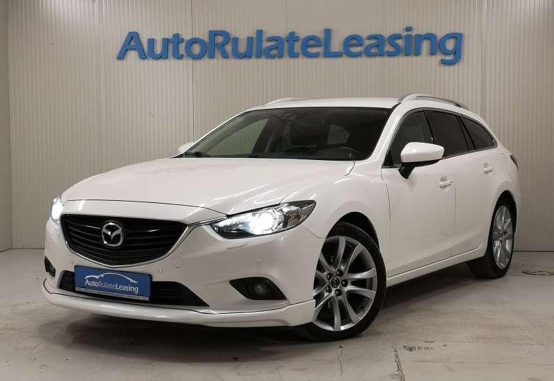 Cumpara Mazda 6 2014 cu 144,282 kilometrii  cu garantie 6 luni  posibilitate leasing