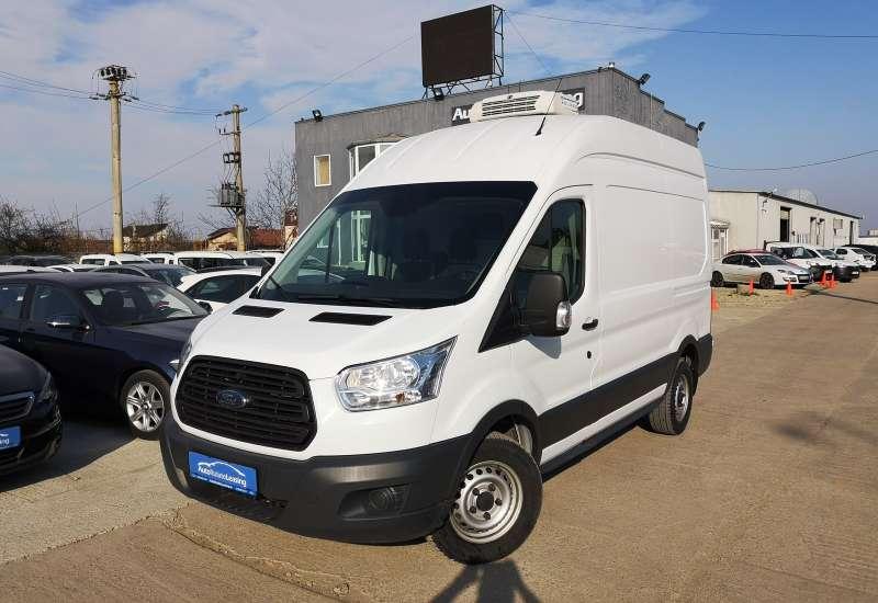 Cumpara Ford Transit 2014 cu 103,059 kilometrii  cu garantie 6 luni  posibilitate leasing