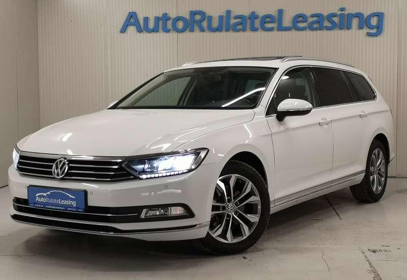 Cumpara Volkswagen Passat 2015 cu 170,566 kilometri  cu garantie 6 luni  posibilitate leasing