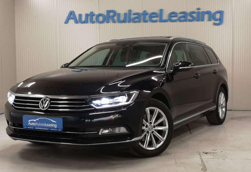 Cumpara Volkswagen Passat 2015 cu 165,168 kilometri  cu garantie 6 luni  posibilitate leasing