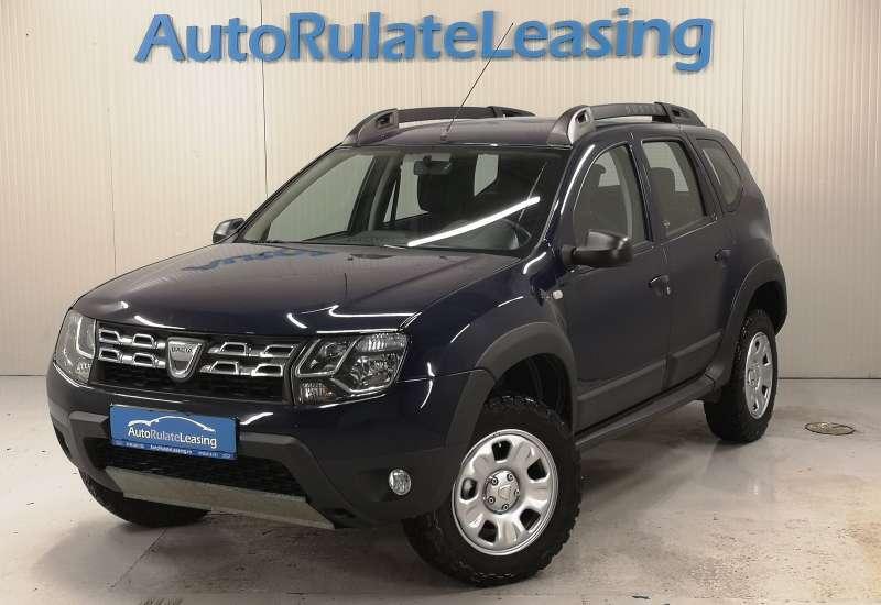 Cumpara Dacia Duster 2014 cu 71,080 kilometrii  cu garantie 6 luni  posibilitate leasing