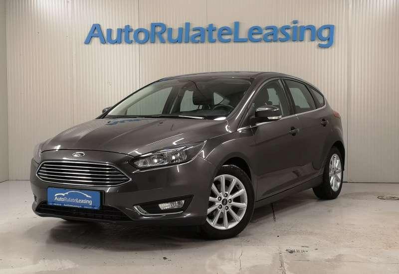Cumpara Ford Focus 2015 cu 174,901 kilometrii  cu garantie 12 luni  posibilitate leasing