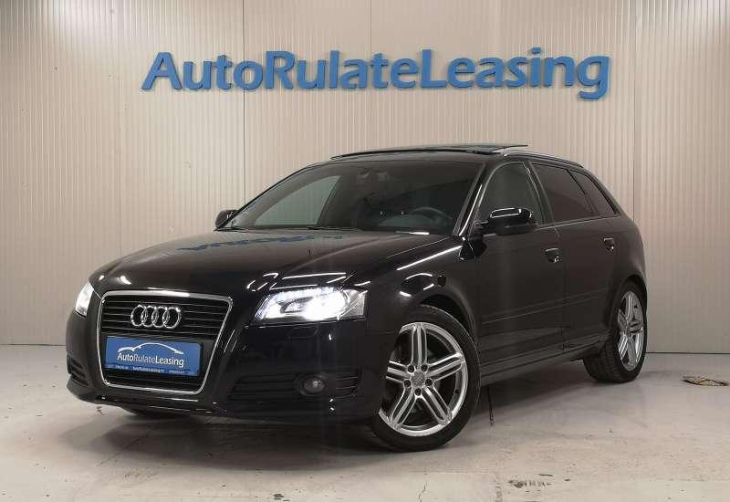 Cumpara Audi A3 2013 cu 168,406 kilometri   posibilitate leasing