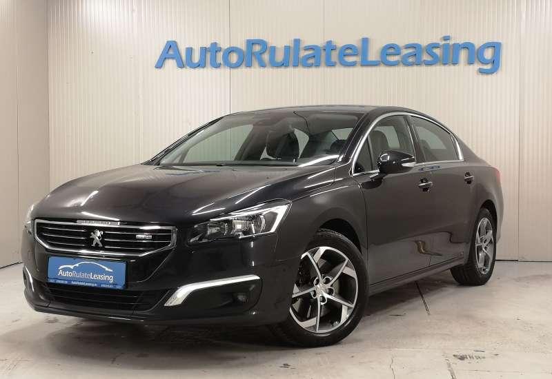 Cumpara Peugeot 508 2014 cu 144,997 kilometri   posibilitate leasing