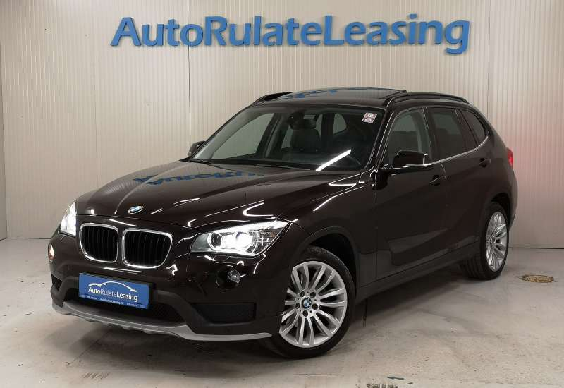 Cumpara BMW X1 2014 cu 78,630 kilometrii  cu garantie 6 luni  posibilitate leasing